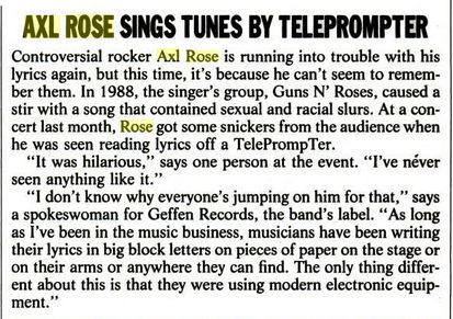 1991.06.03 - New York Magazine - Axl Rose Sings Tunes by Teleprompter HCEOc3LK_o