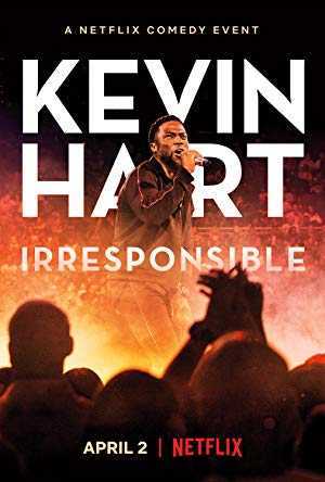 Kevin Hart Irresponsible 2019 1080p WEB X264-AMRAP