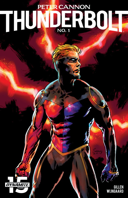 Peter Cannon - Thunderbolt #1-2 (2019)