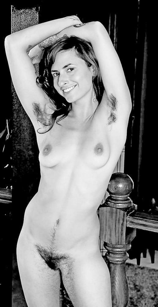 Older nude hairy women-7614