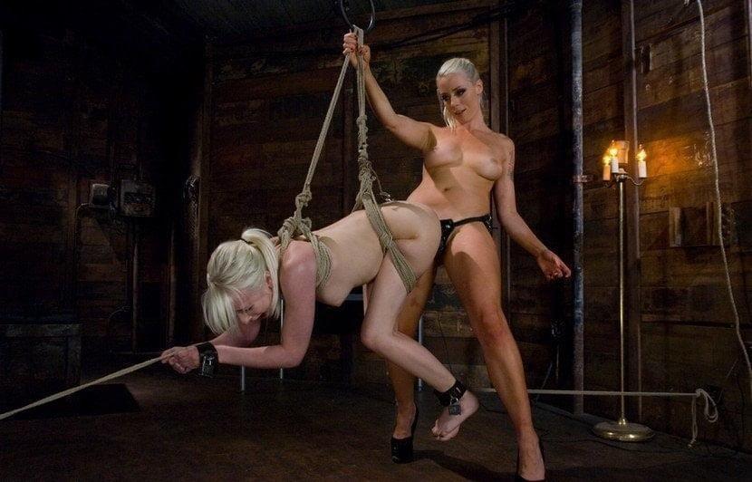 Lesbian bondage naked-8635