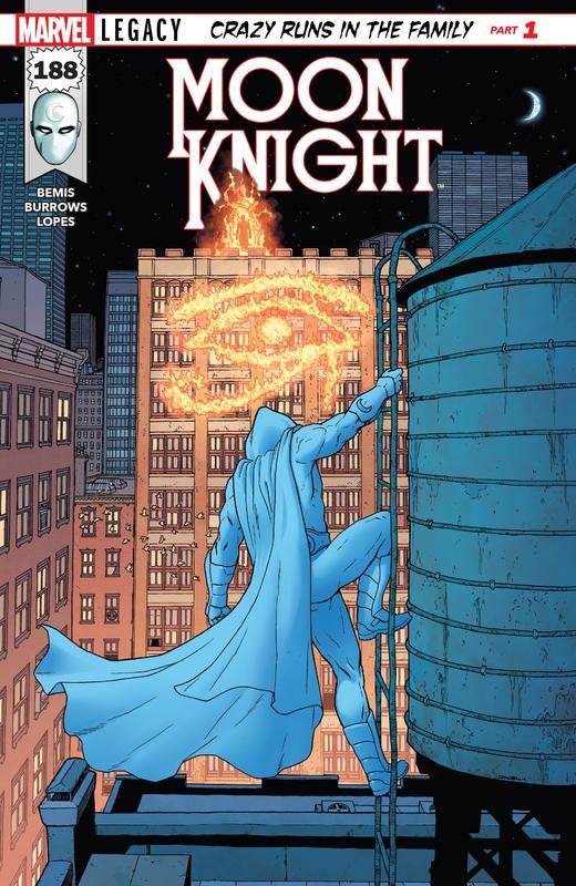 Moon Knight 188 (2018)