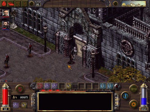 Arcanum: Of Steamworks and Magick Obscura Captura 1