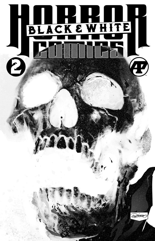 Horror Comics Black & White 01-03 (2020-2021) Complete