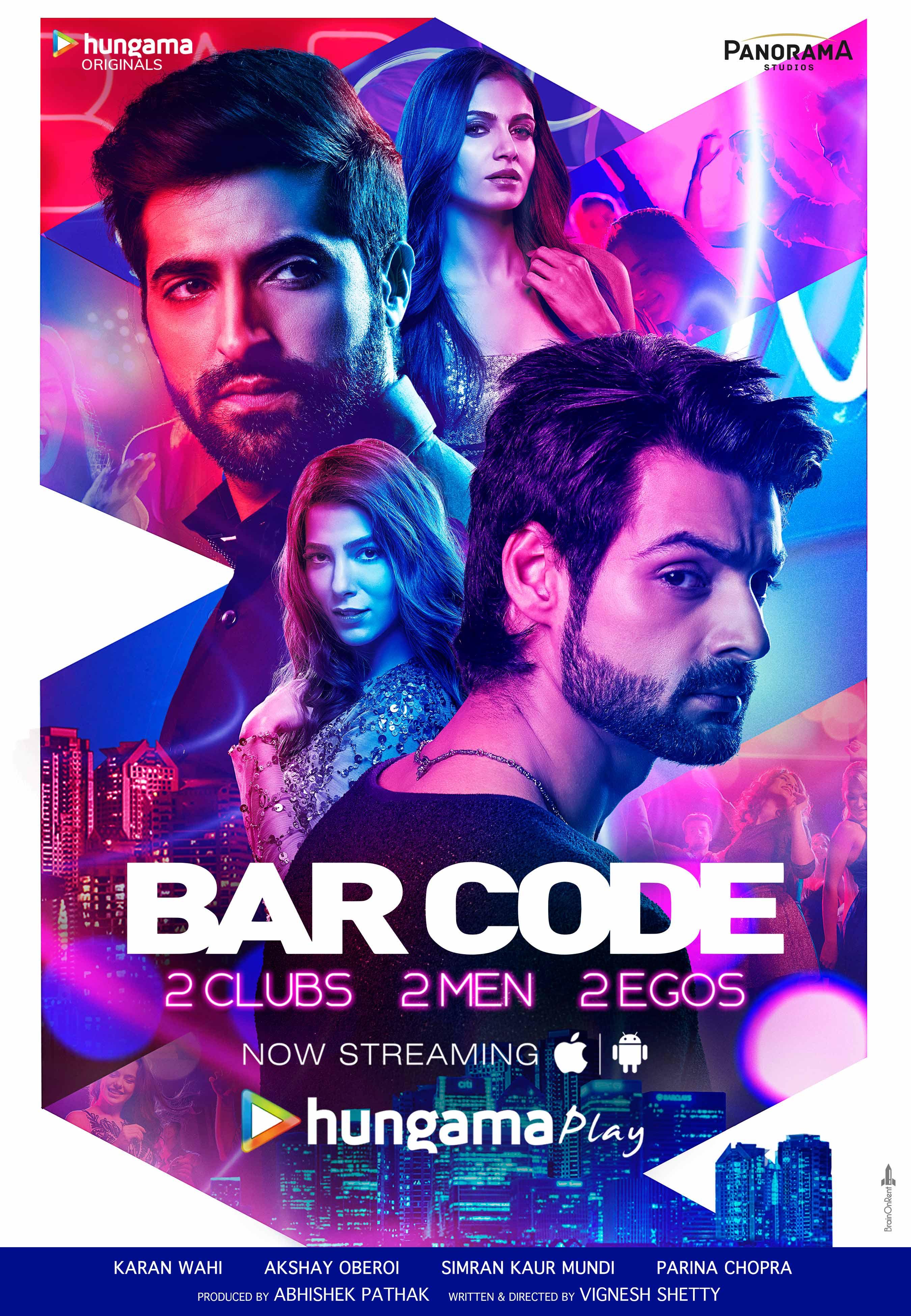 Bar Code 2018 S01 Hindi Hungama Originals Series 720p WEB-DL
