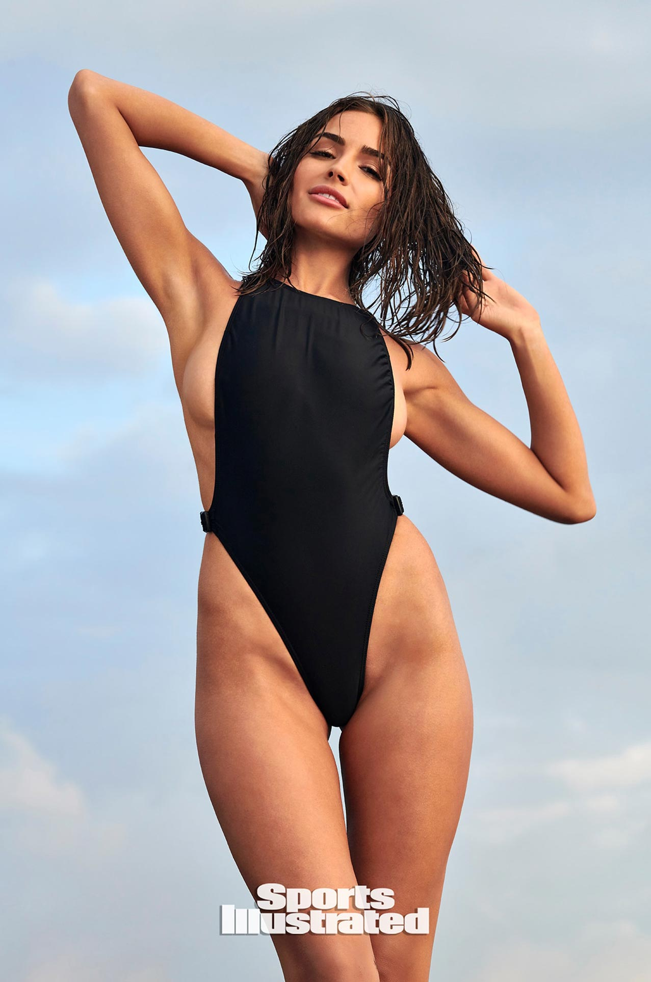 Оливия Калпо в каталоге купальников Sports Illustrated Swimsuit 2020 / фото 21
