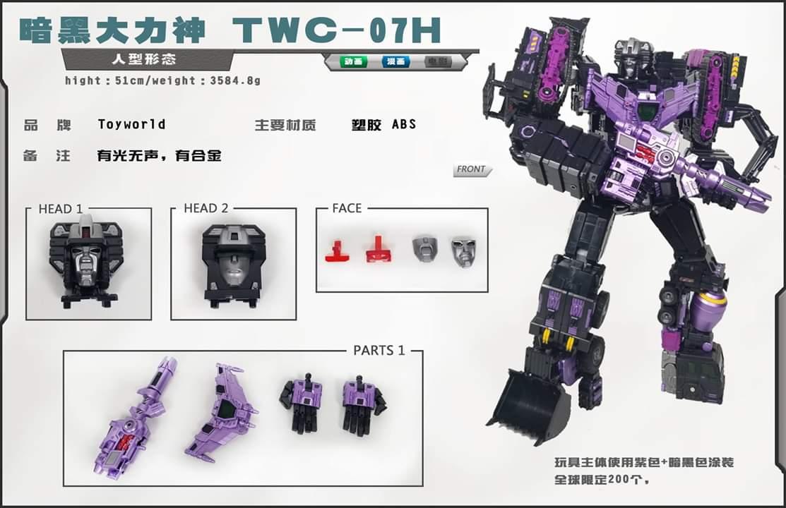 [Toyworld] Produit Tiers - Jouet TW-C Constructor aka Devastator/Dévastateur (Version vert G1 et jaune G2) - Page 10 7pAhEQzH_o