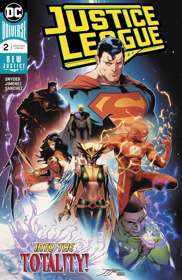 Justice League Vol.4 #1-53 + Special + Annual (2018-2020)