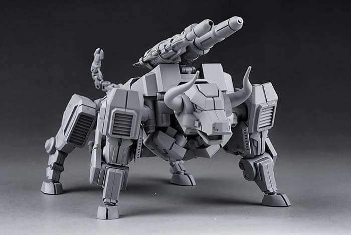 Produit Tiers - Design T-Beast - Basé sur Beast Wars - par Generation Toy, DX9 Toys, TT Hongli, Transform Element, etc - Page 2 TtrlhnUC_o