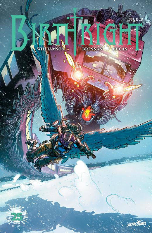 Birthright #1-34 (2014-2018)