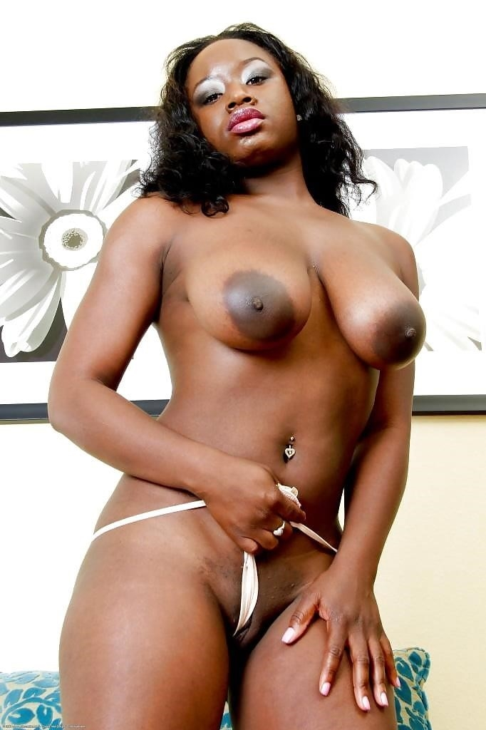 Black african nude pic-5290