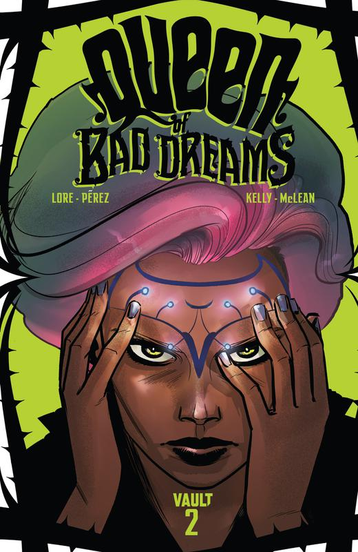 Queen of Bad Dreams #1-2 (2019)