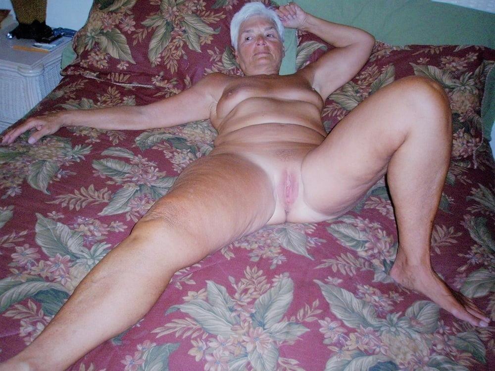 Chubby granny naked-2703