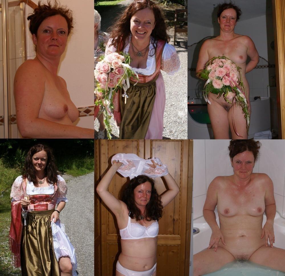 Wedding dress bukkake-6753
