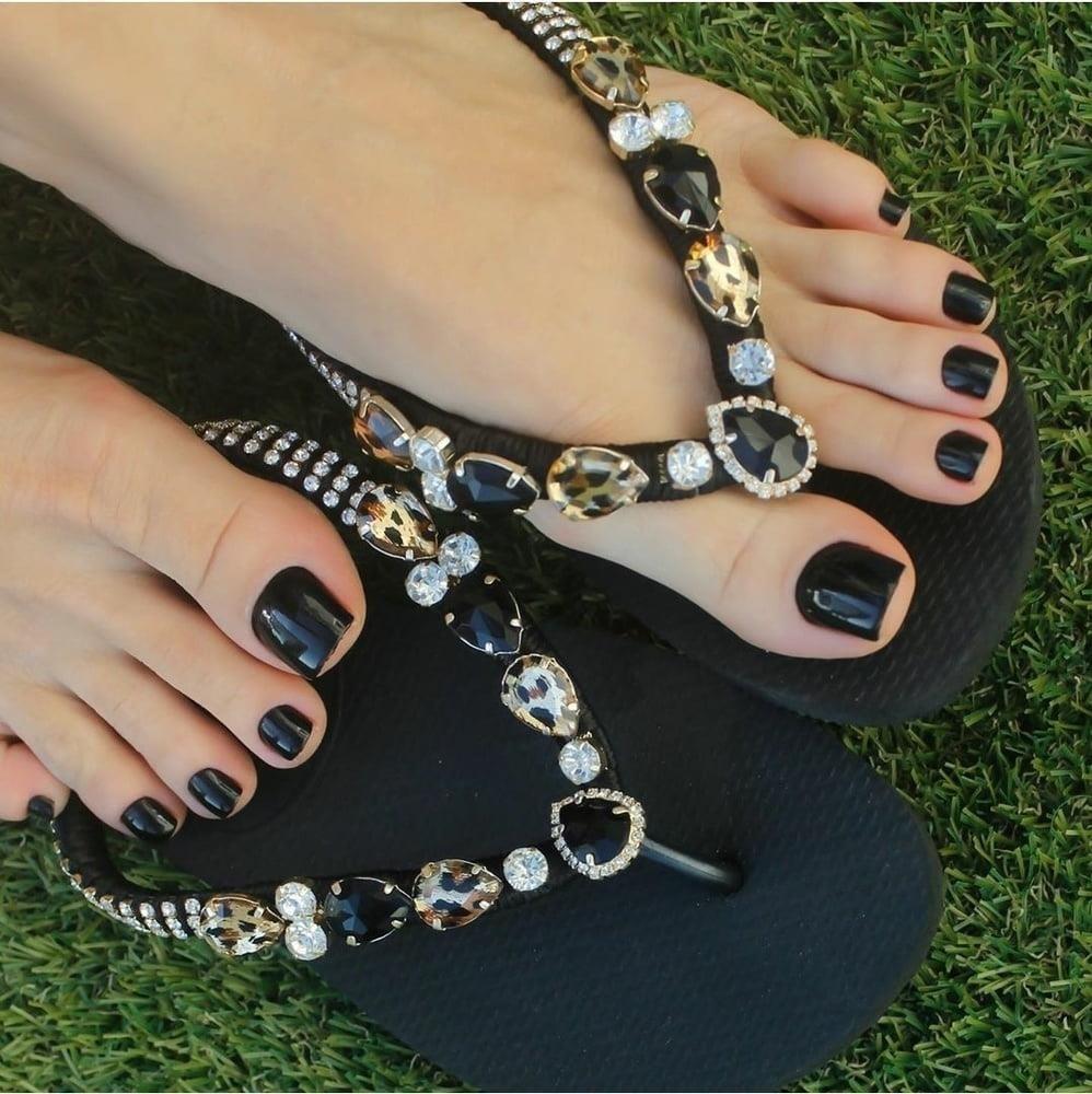 Brianna foot fetish-5051