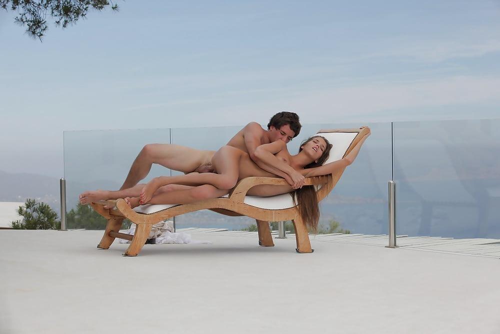 Teens having passionate sex-8117