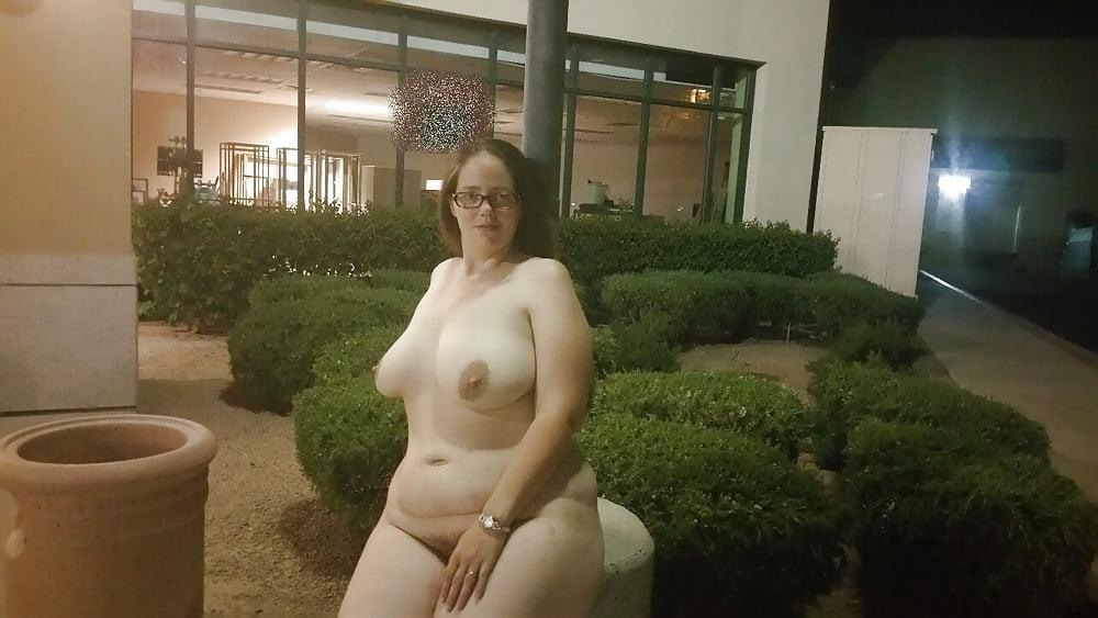 Bbw public nudity-9613