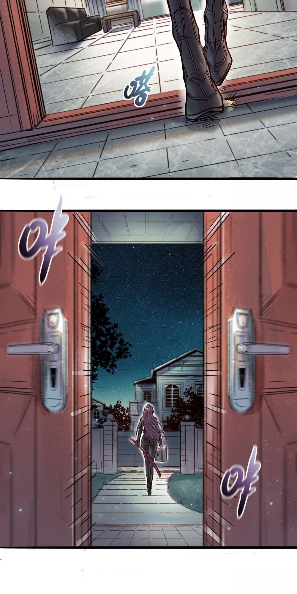 Thế Giới Xa Lạ Chapter 9 - Trang 17