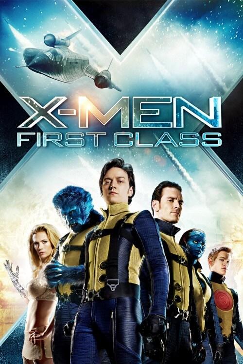 X-Men Primera Generación 720p Latino Google Drive