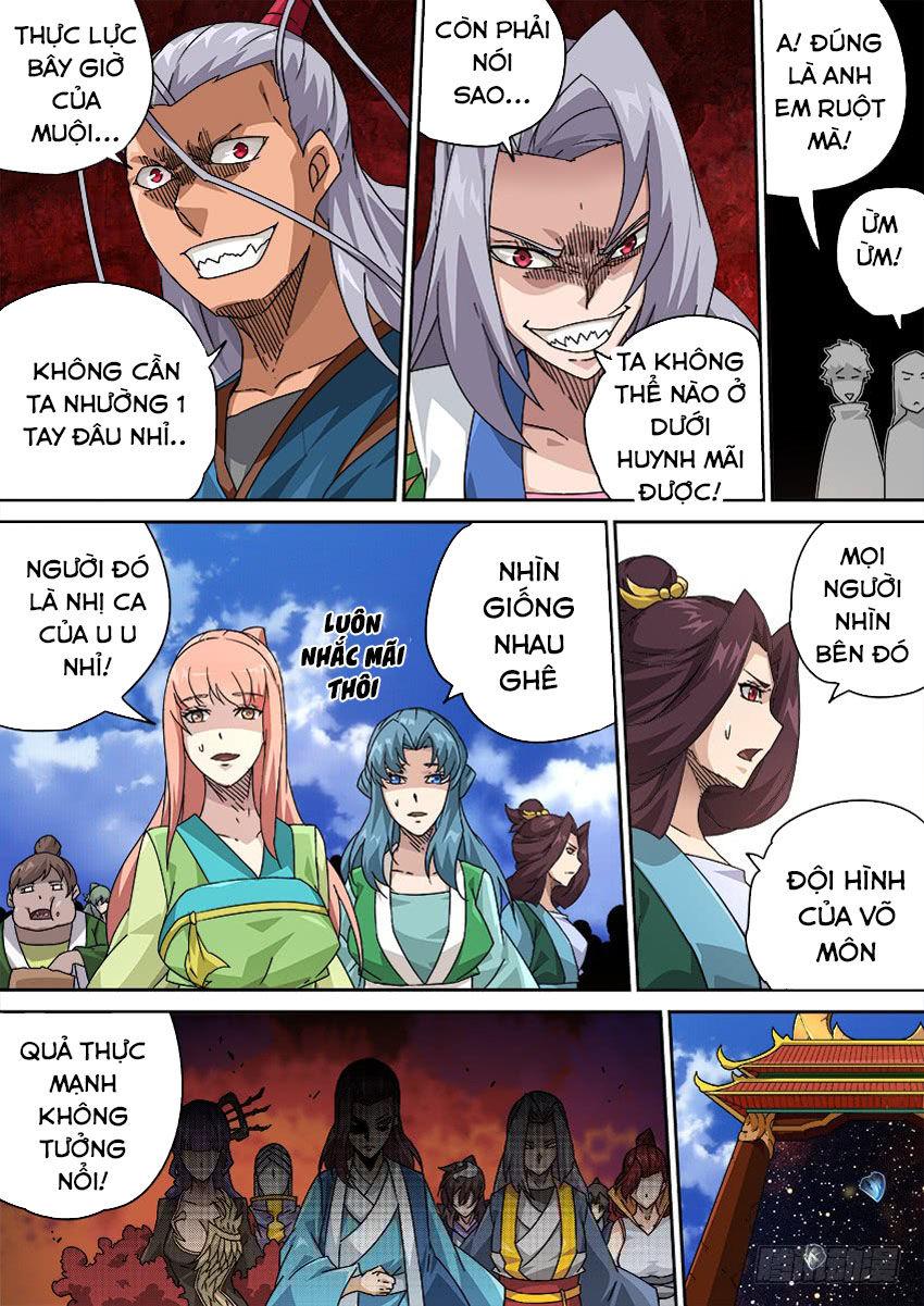 Quyền Bá Thiên Hạ Chapter 257