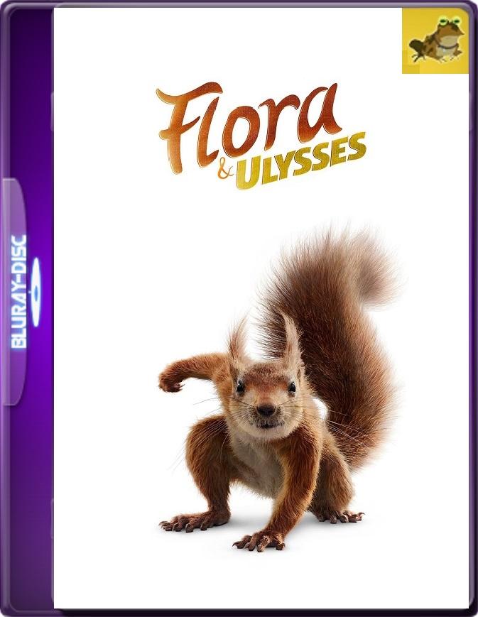Flora Y Ulises (2021) WEB-DL 1080p (60 FPS) Latino / Inglés