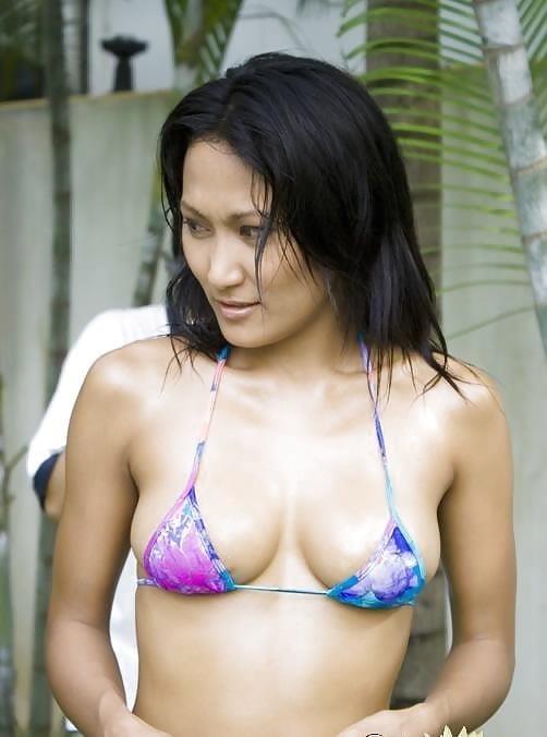 Sexy asian girl bikini-3114