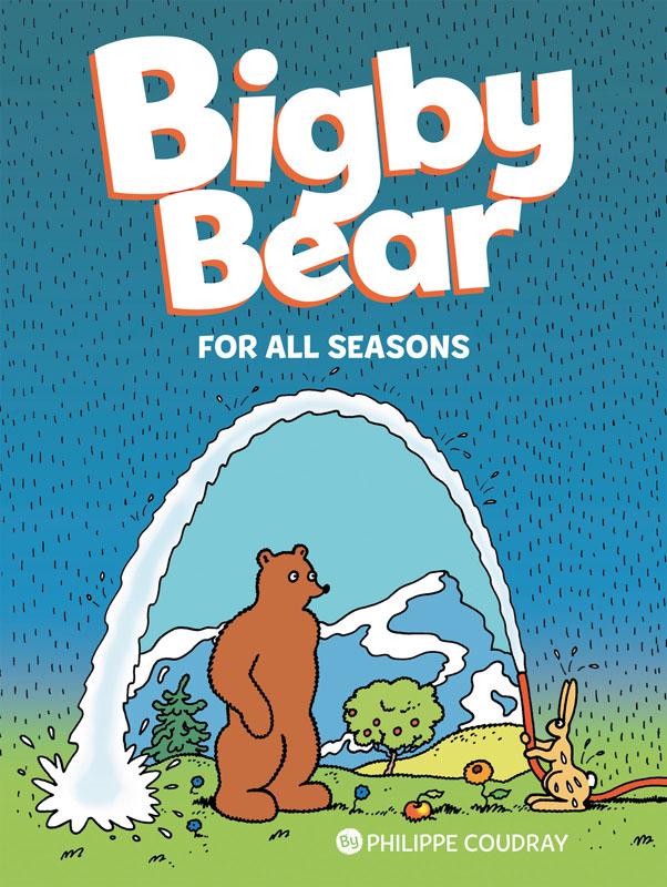 Bigby Bear 01-03 (2019-2020)