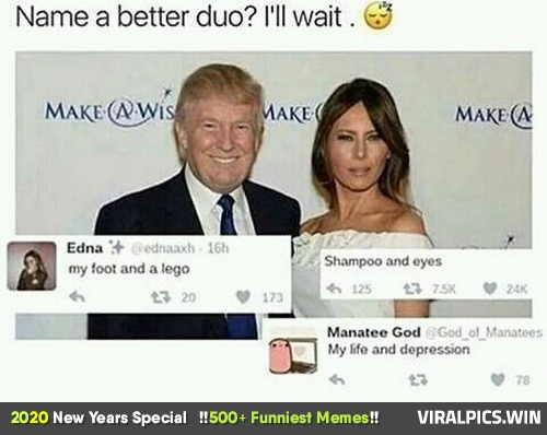 500+ Funniest Memes, LOL Can't Stop Laughing (2020 New Year's Special) 18
