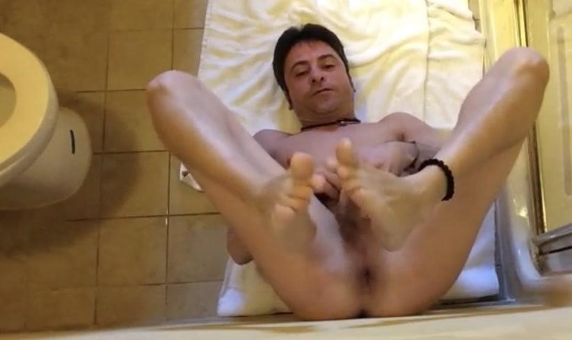 Young anal feet-9806