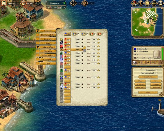 Port Royale Captura 2
