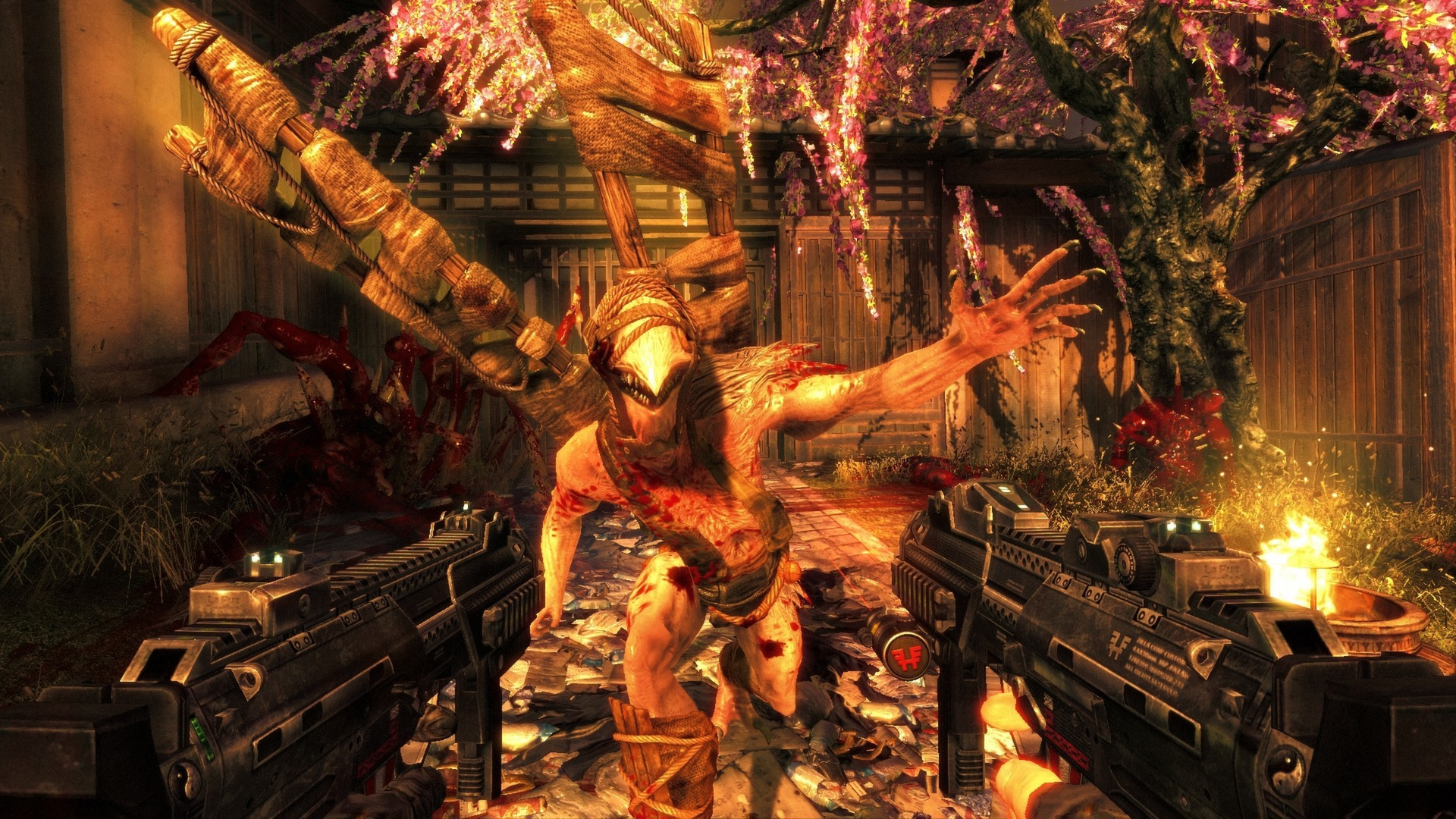 Shadow Warrior (2013) Captura 1