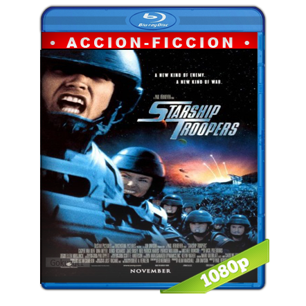 descargar Invasion 1080p Lat-Cast-Ing[Ficcion](1997) gratis
