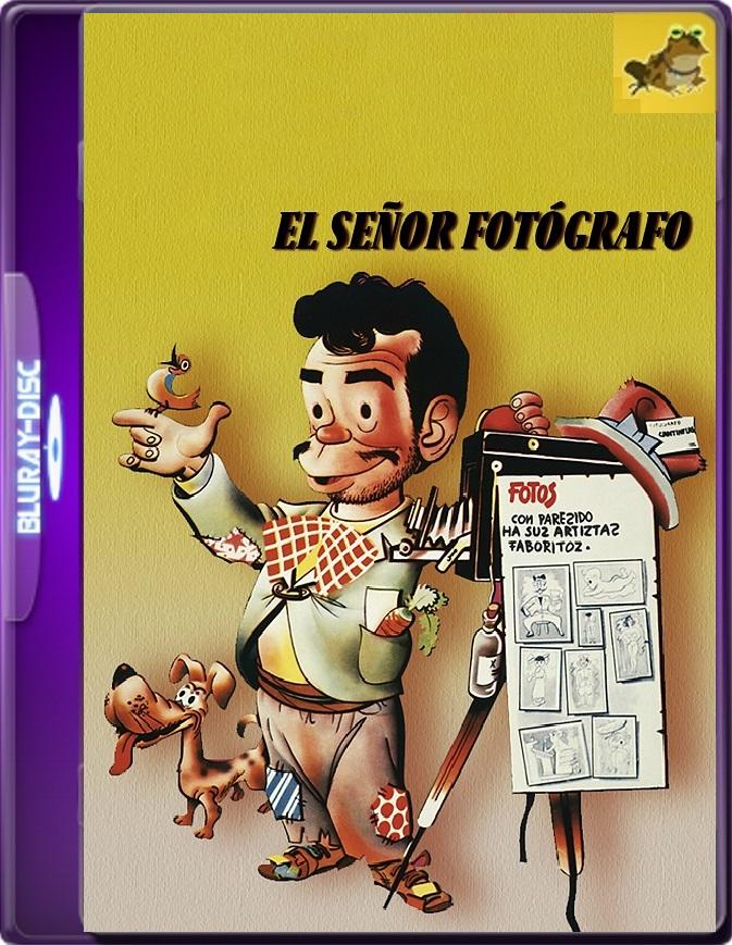 El Señor Fotógrafo (1952) WEB-DL 1080p (60 FPS) Latino