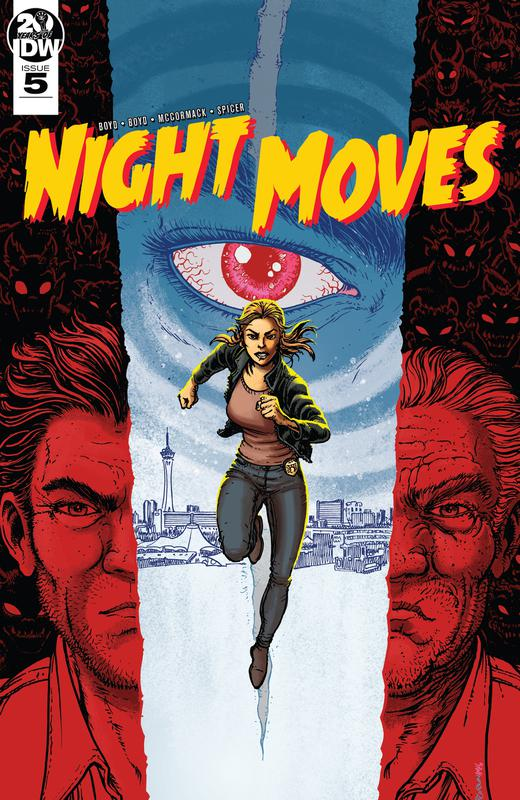 Night Moves #1-5 (2018-2019)