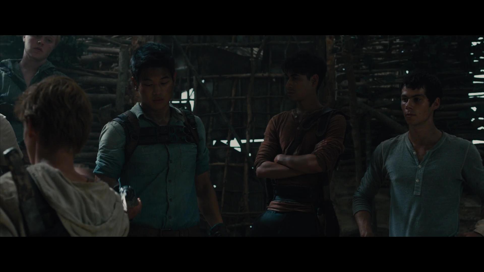 Maze Runner Correr O Morir 1080p Lat-Cast-Ing[Ficcion](2014)