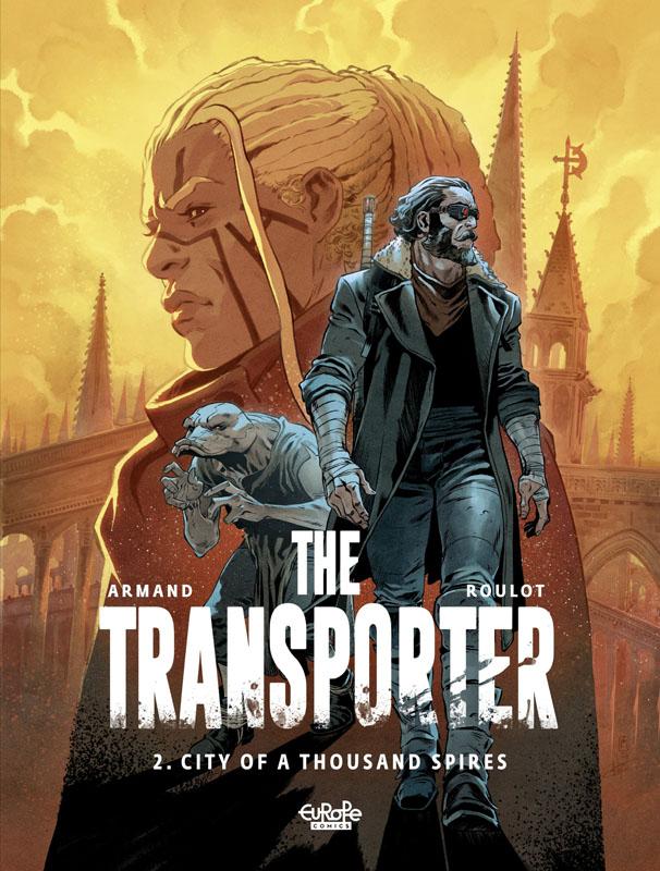 The Transporter 01-02 (2020-2021)