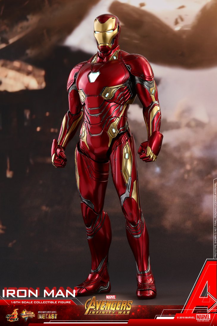 Avengers - Infinity Wars - Iron Man Mark L (50) 1/6 (Hot Toys) YS5ZoQpM_o