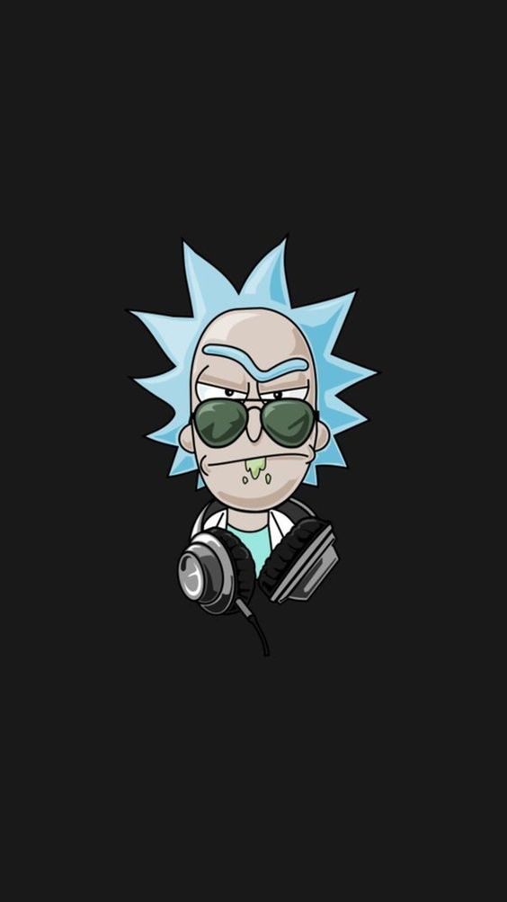 57 Rick and Morty Wallpapers for iPhone and Android 42