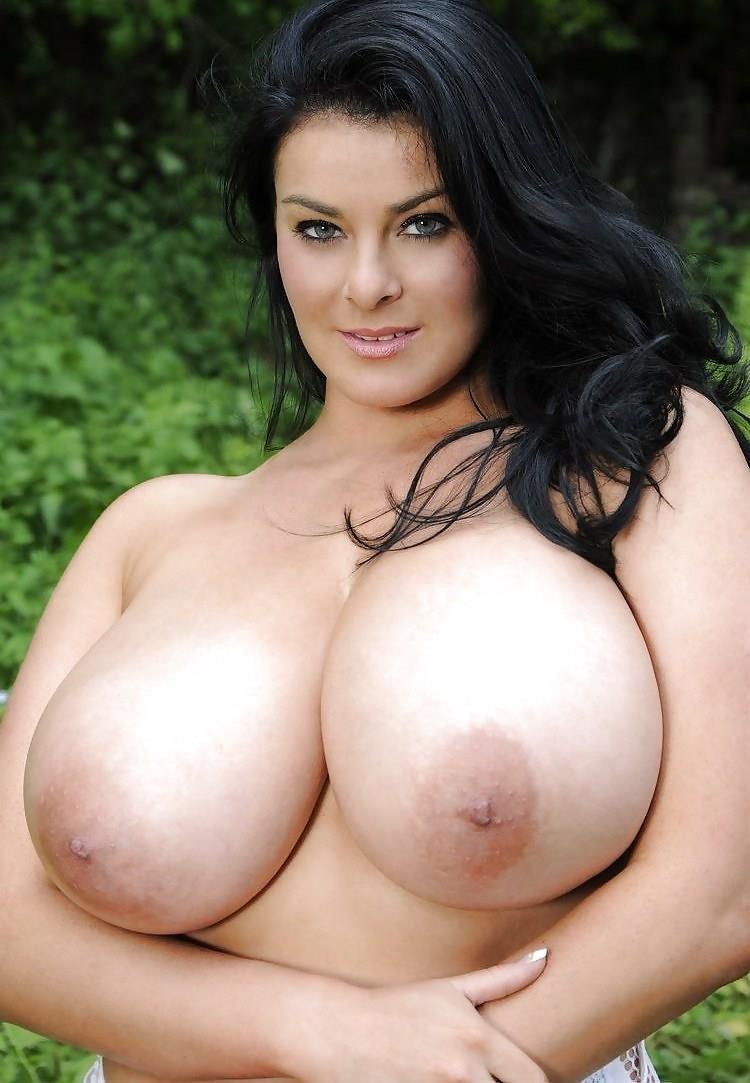 Enormous big black tits-9656