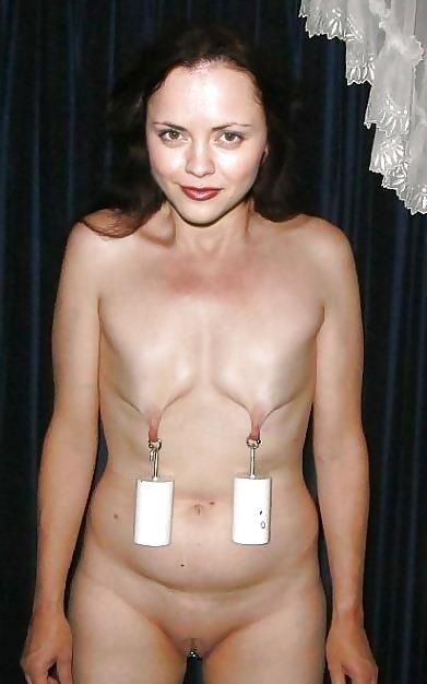 Breast bondage and torture-2784