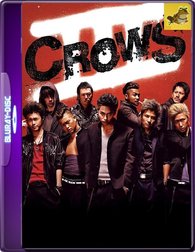 Crows Explode (2014) Brrip 1080p (60 FPS) Japonés