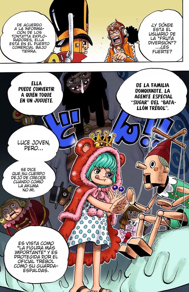 One Piece Manga 730-731 [Full Color] [Dressrosa] NUla9mAZ_o