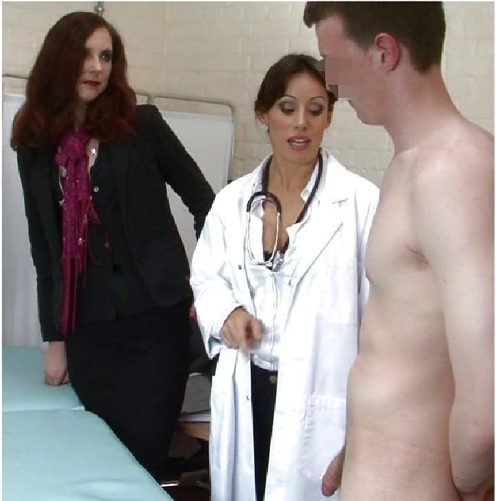 Femdom medical cbt-7442