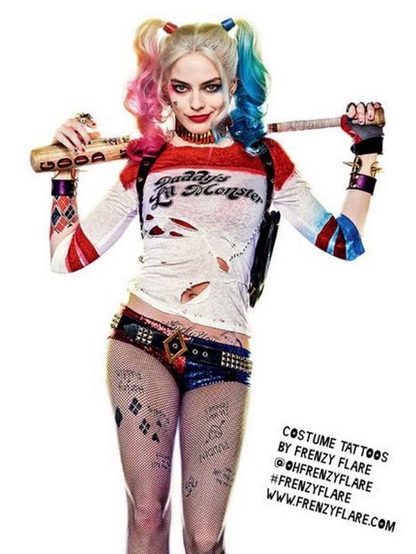 24 Incredible Harley Quinn Cosplays