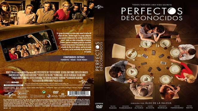 Perfectos Desconocidos (2017) BRRip Full 1080p Audio Castellano