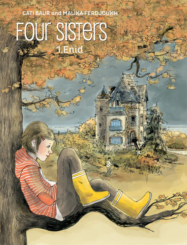 Four Sisters 01 - Enid (2018)