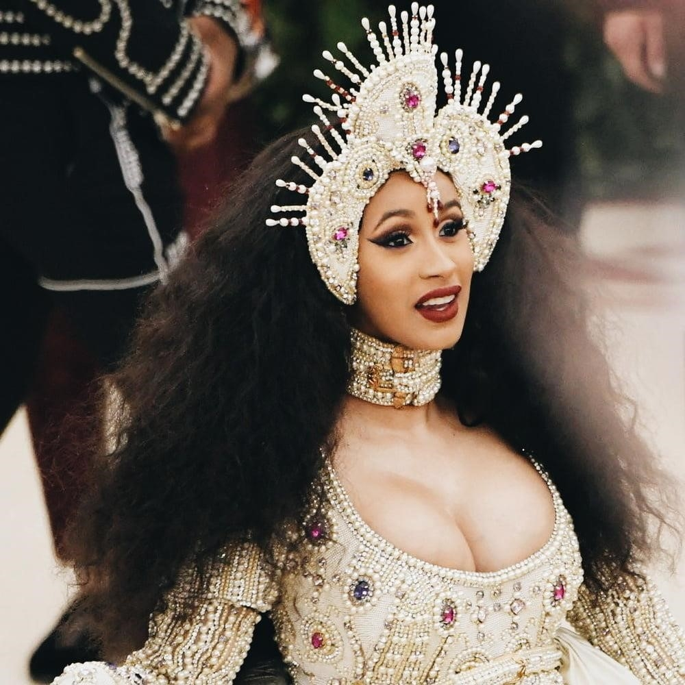 Naked pictures of cardi b-8182
