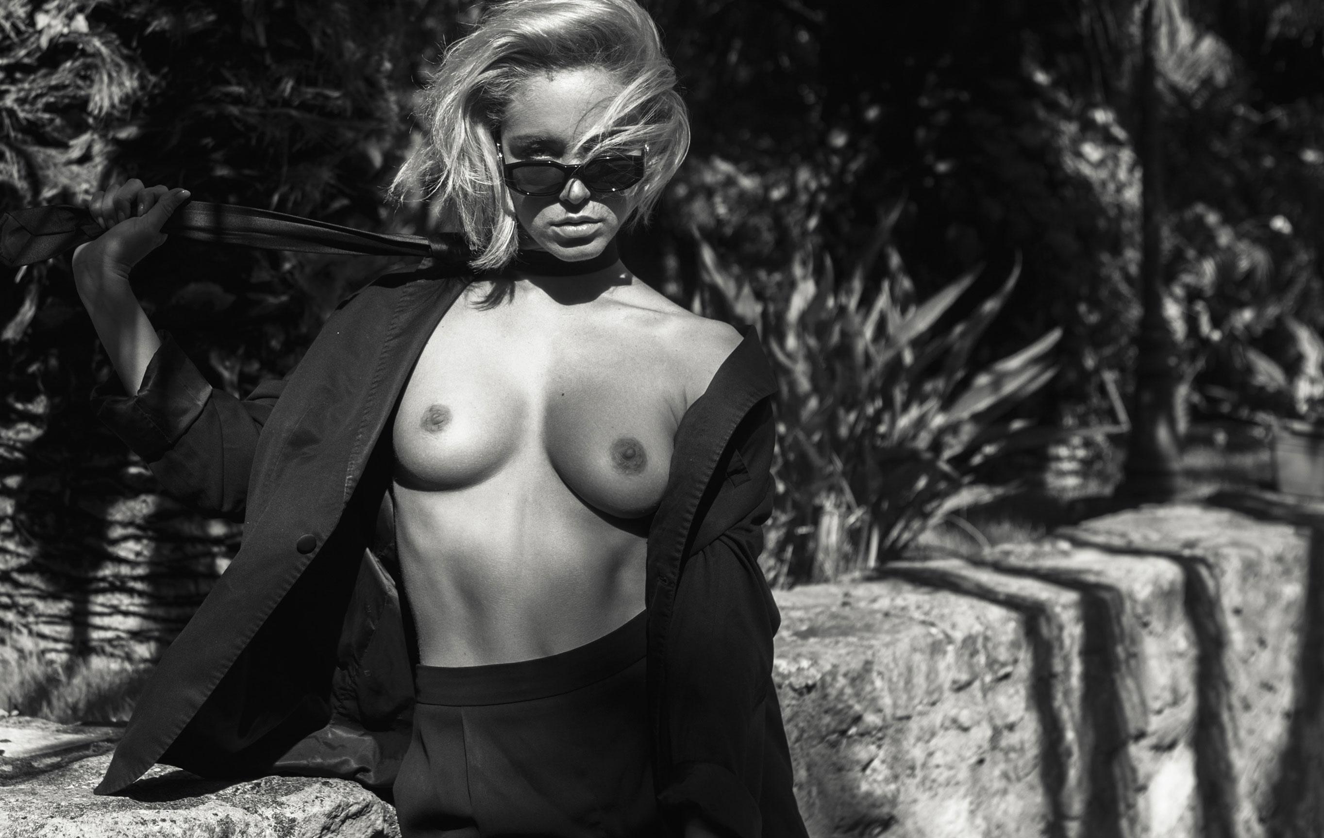 Стильная и сексуальная Виктория Яровая / фото 06
