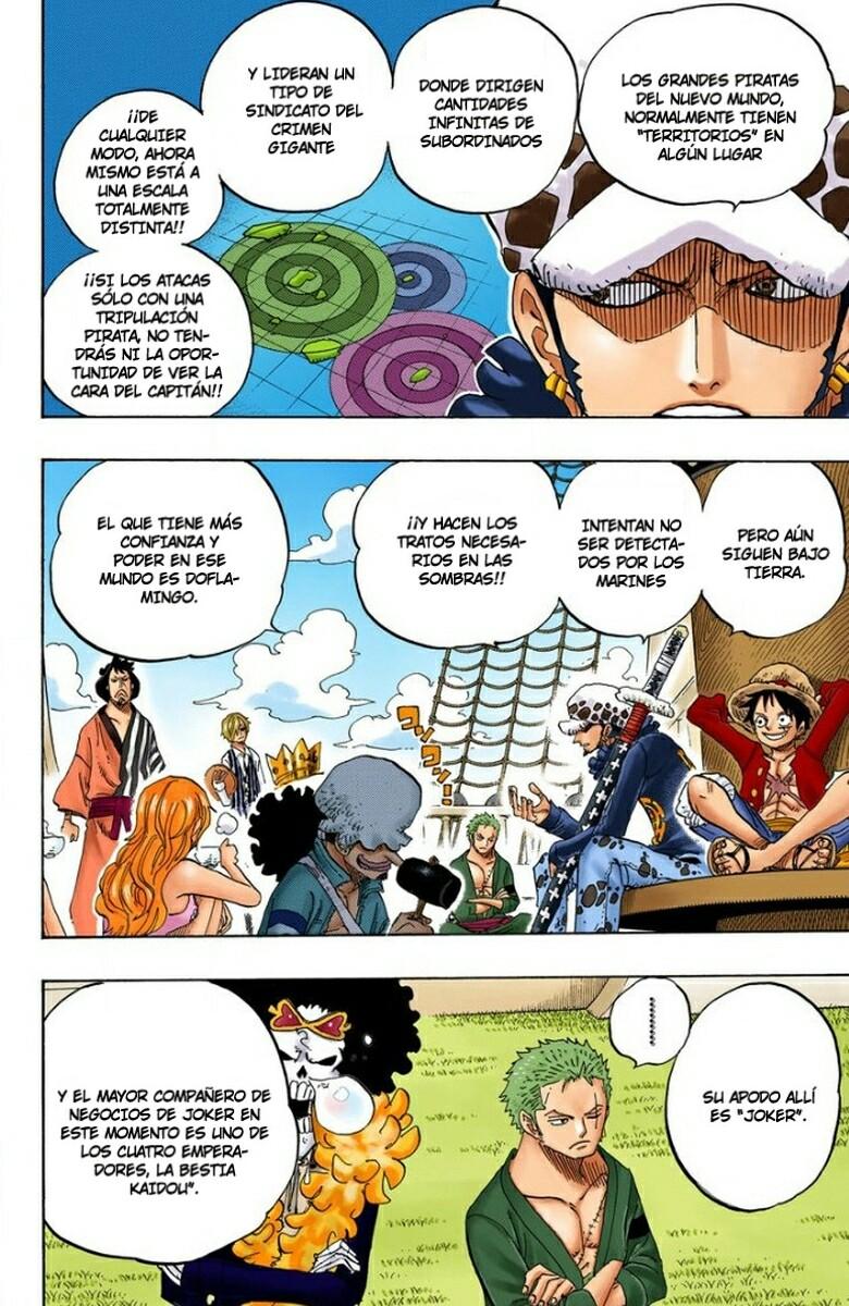 One Piece Manga 698-699 [Full Color] [Punk Hazard] KJmk3sfC_o