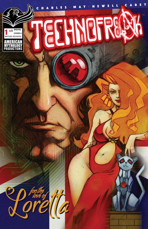 Technofreak 001 (2021)